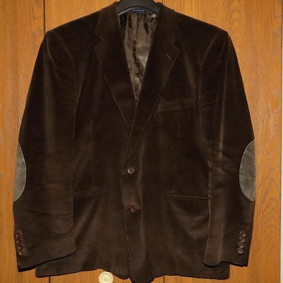 Stafford Other - Men's Corduroy Stafford Brown Sport Coat 50R